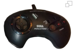 Third Party Mega Drive / Genesis Controller