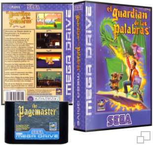 PAL/SECAM Spanish Version Cover