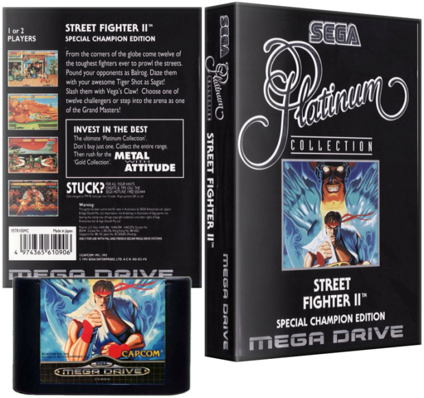 PAL/SECAM Australian Platinum Collection Cover